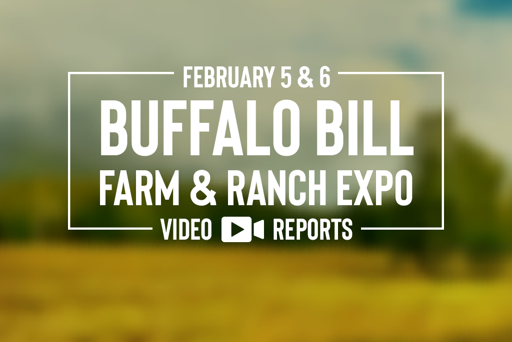 VIDEO: 2020 Buffalo Bill Farm and Ranch Expo