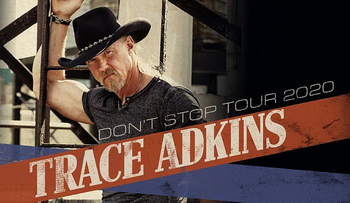 Chase Co Fair & Expo to feature Trace Adkins with Hardy and Aaron Watson!