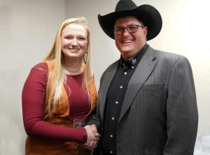 MPCC Rodeo Team members receive scholarships