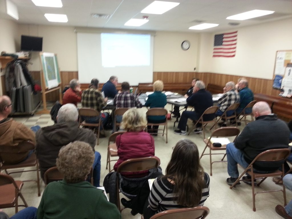 (AUDIO) Cuming County Board of Supervisors hold Special Meeting