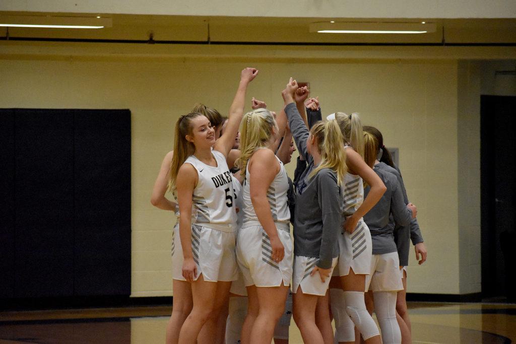 Duke Girls Fall Short In B-7 District Final