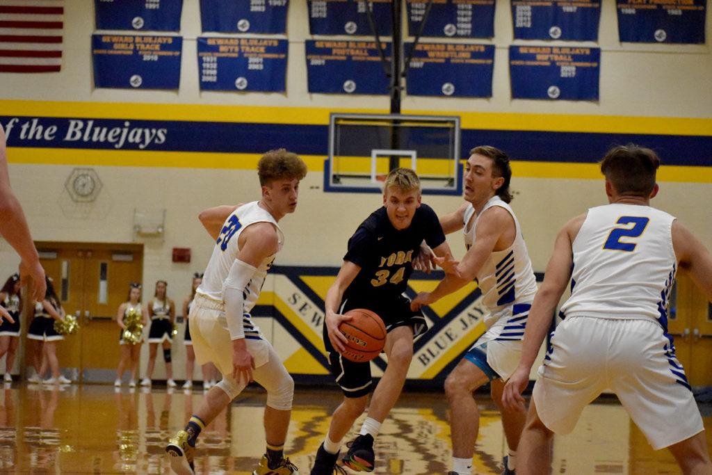 Dukes Take Down Seward In Two Close Games