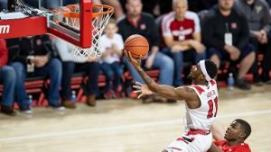 Husker Men lose at home to Buckeyes