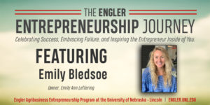 The Engler Journey - Emily Bledsoe