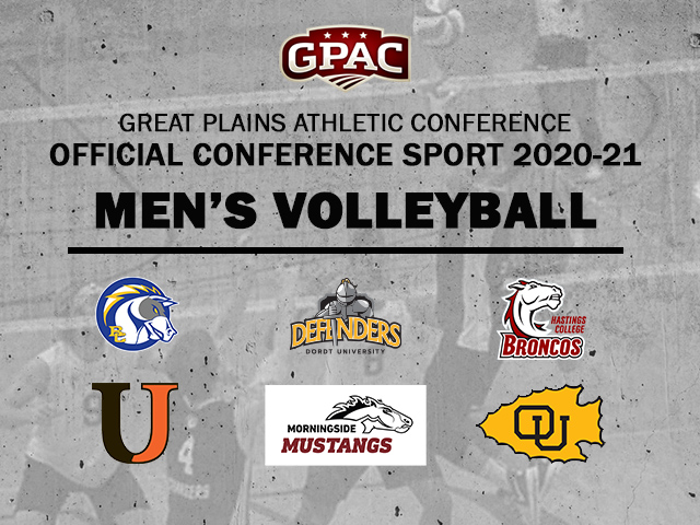 MEN'S VOLLEYBALL BECOMES OFFICIAL GPAC SPORT, OTTAWA JOINS AS AFFILLIATE