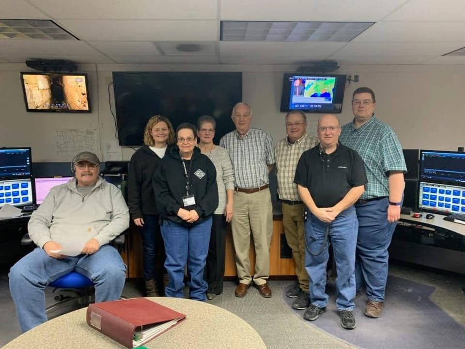 Longtime Scotts Bluff County Dispatcher Gay Warren Retires