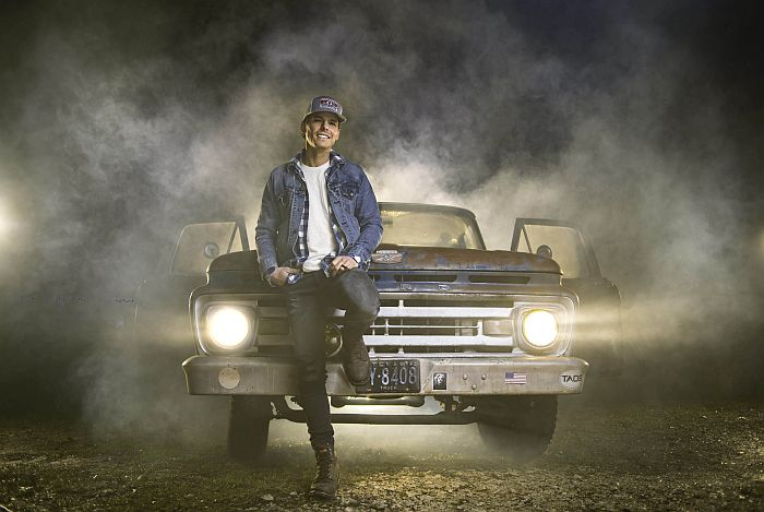 Granger Smith headlines April 9 UNK concert