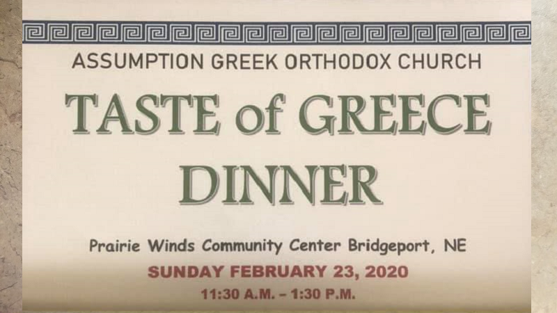 Fans of Greek Fare Can Get a 'Taste of Greece' This Weekend in Bridgeport