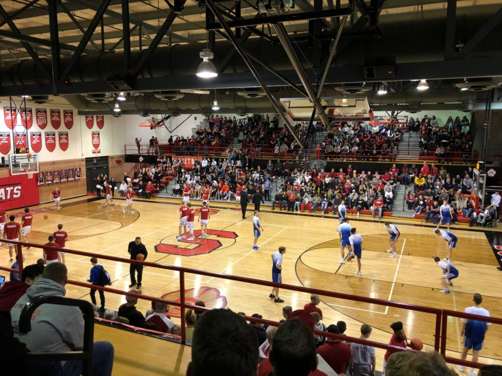 Scottsbluff sweeps games from Alliance