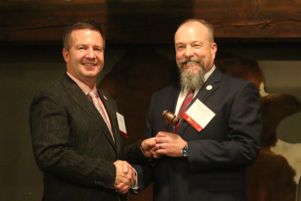Csukker Elected as State Pork President