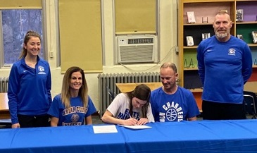 (AUDIO) O-C's Benne headed to Briar Cliff