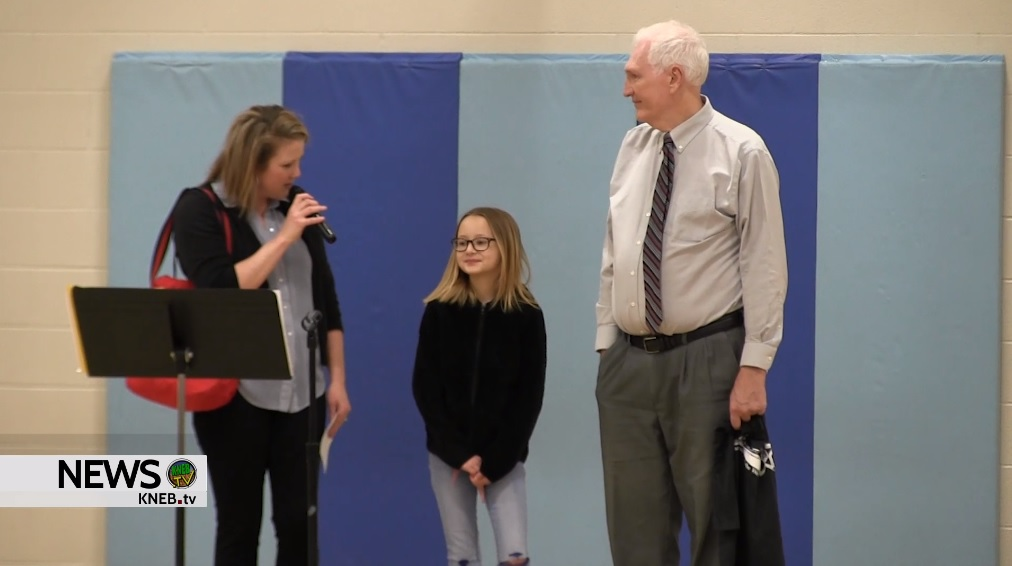 Lincoln 5th Grader Lily Mosher Named PVC Star Student of the Week