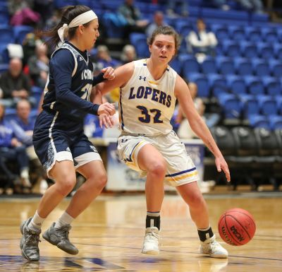 Lopers Earn First Ranking in 12 Years