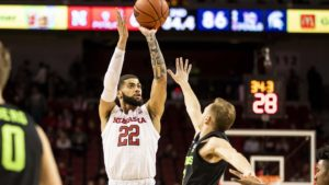 Huskers Battle Illini Monday Night