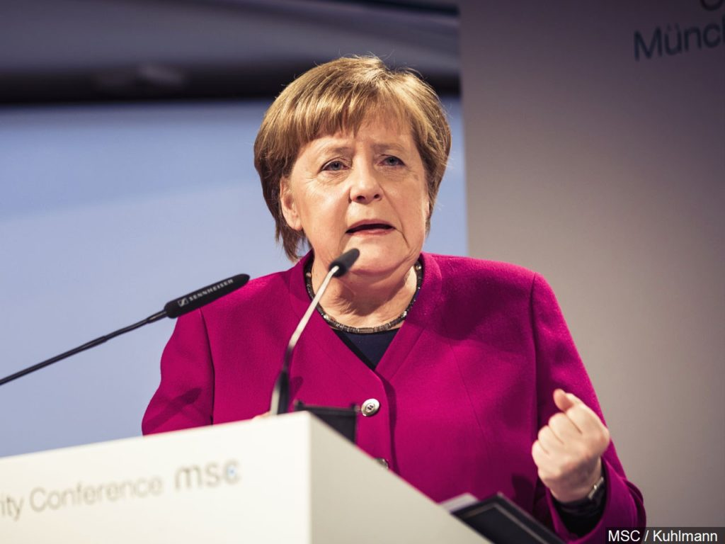 Germany's Merkel meets food industry to discuss low prices