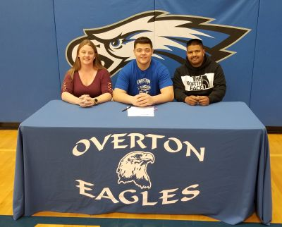 (Audio) Overton Star Headed West