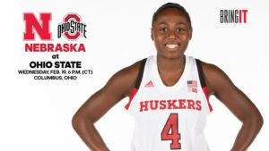 Huskers hope to slow surging Buckeyes