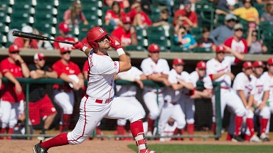 Husker Baseball loses to Arizona
