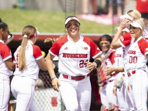 Husker Softball loses to Gators