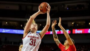 Husker Women lose late lead at Northwestern