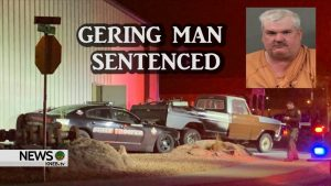 Gering Man Sentenced to 15 to 19 Years for October Pursuit