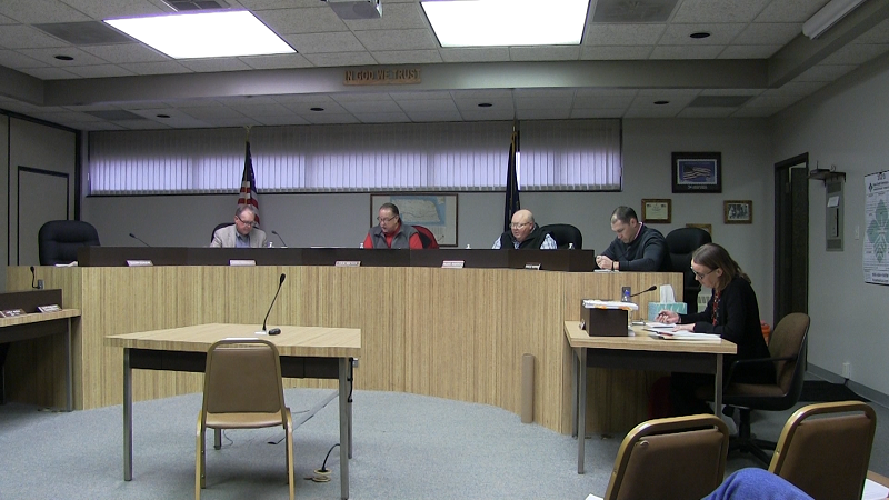 Scotts Bluff Co. Board Looking Closer at Road Maintenance Agreement with Banner Co.