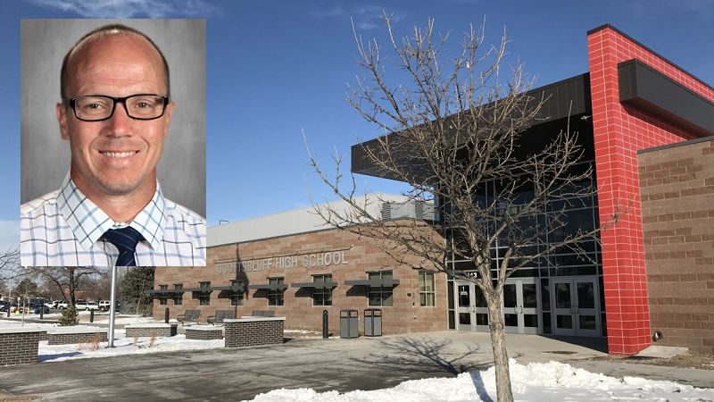 Shaddick Selected to Take Over Top Administrative Post at Scottsbluff High