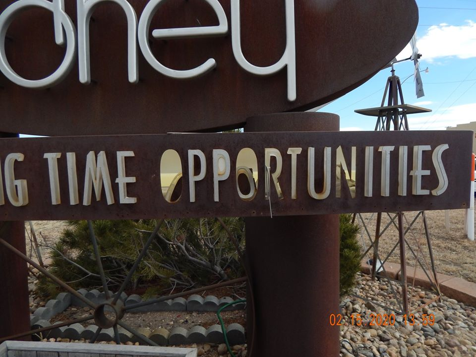Police Searching for Suspects in Welcome to Sidney Sign Vandalism