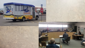 Commissioners Approve Funding Request for 3 New Tri-City Roadrunner Vehicles