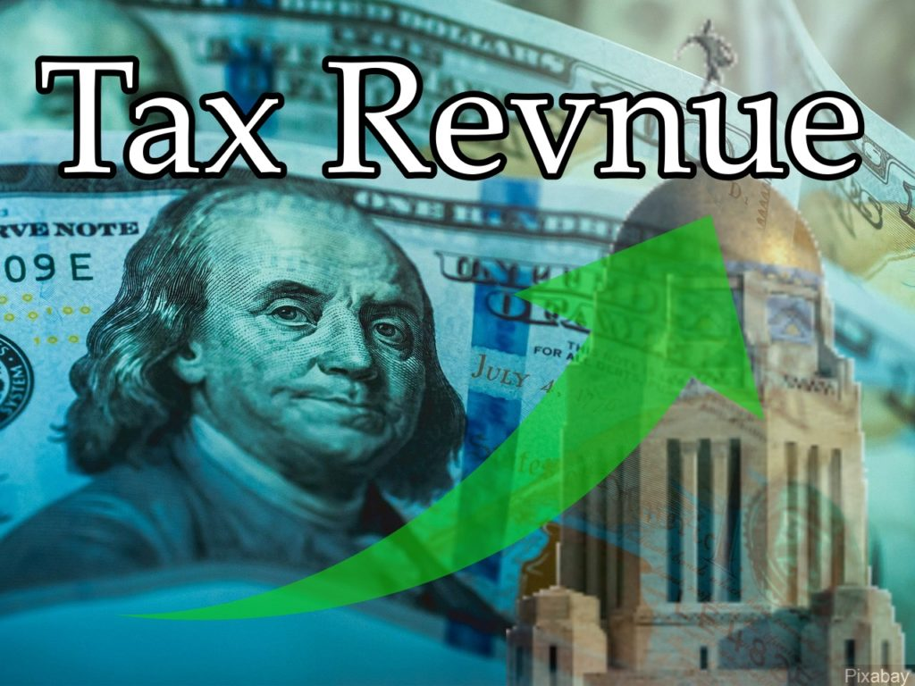 Nebraska Tax Collections Beat Expectations in January