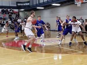 Loper Men Pull Out Tight Win