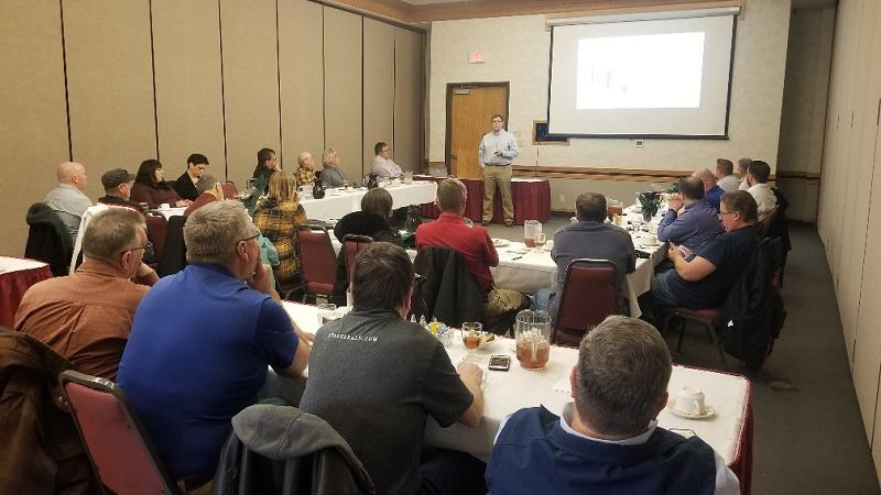 WNED Members Hear About Regional Landfill Development, Operations in Nebraska