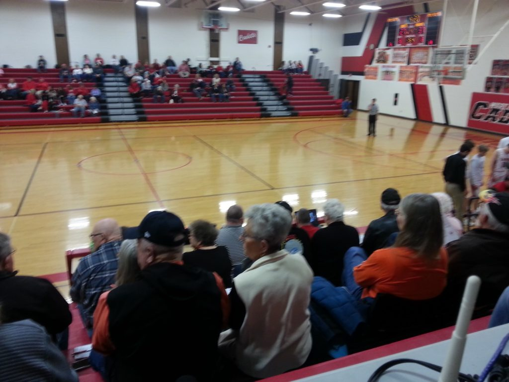 (AUDIO) West Point-Beemer Girls rally to beat Oakland-Craig; Knights take boys contest