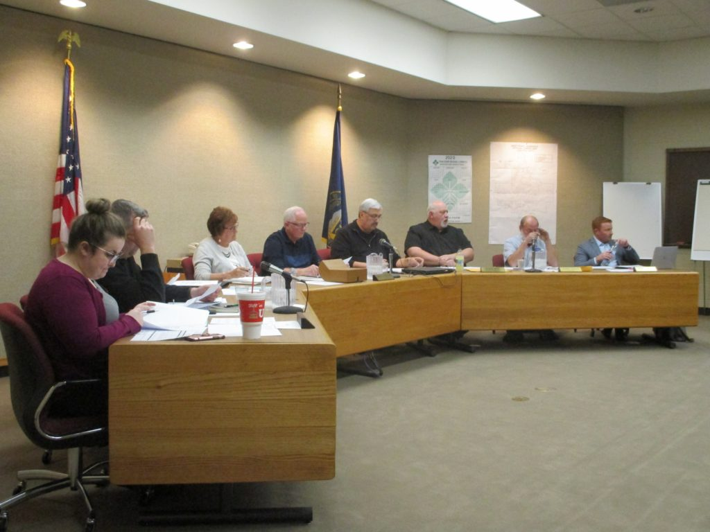 (AUDIO) Water Treatment Plant Improvement Project Update Given, Fireworks discharge hours set at West Point City Council Meeting