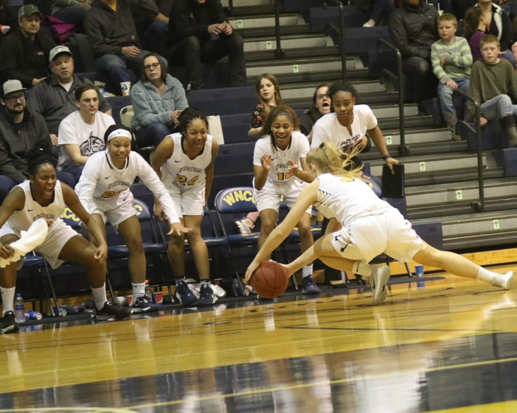 WNCC women win South sub-region with win over Otero