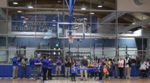 Platte Valley Companies Fitness & Training Center Dedicated at Gering High School