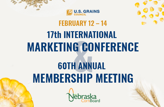 U.S. Grains Council Hosts 17th International Marketing Conference & 60th Annual Membership Meeting