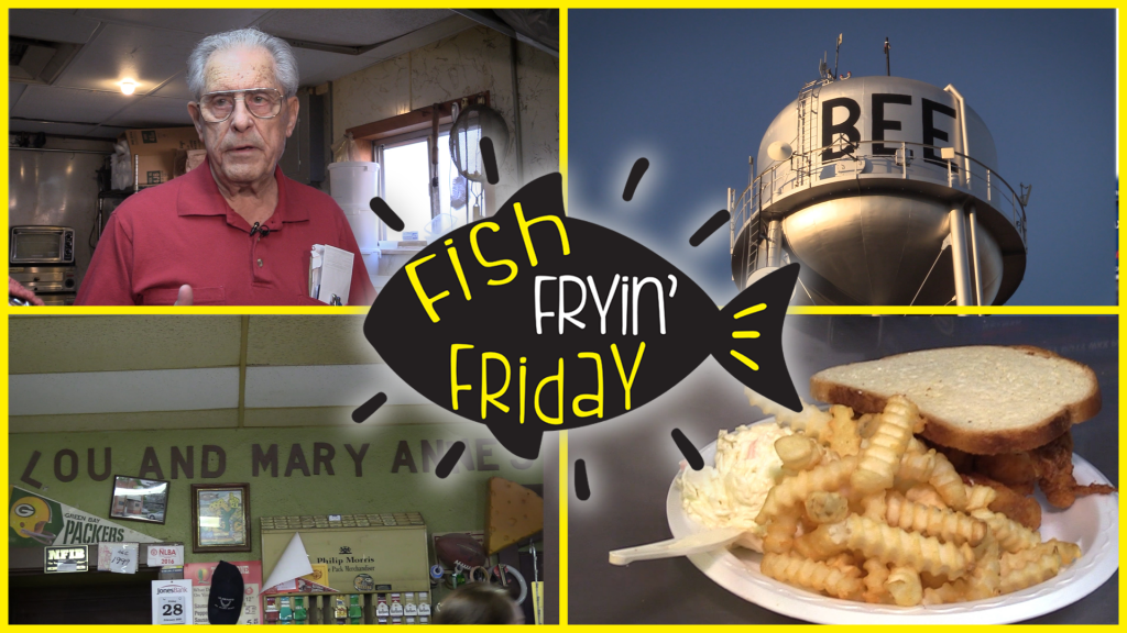 VIDEO: Lou has been serving fish at this small town bar for 46 years! | Fish Fryin' Friday (3/6/20)