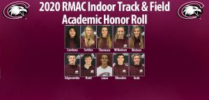 RMAC awards 10 Eagles spots on academic honor roll