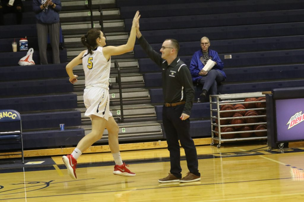 WNCC's Gibney garners national coach of the year honor by World Exposure