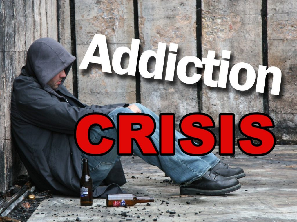 Addiction Crisis Grants From Department of Justice
