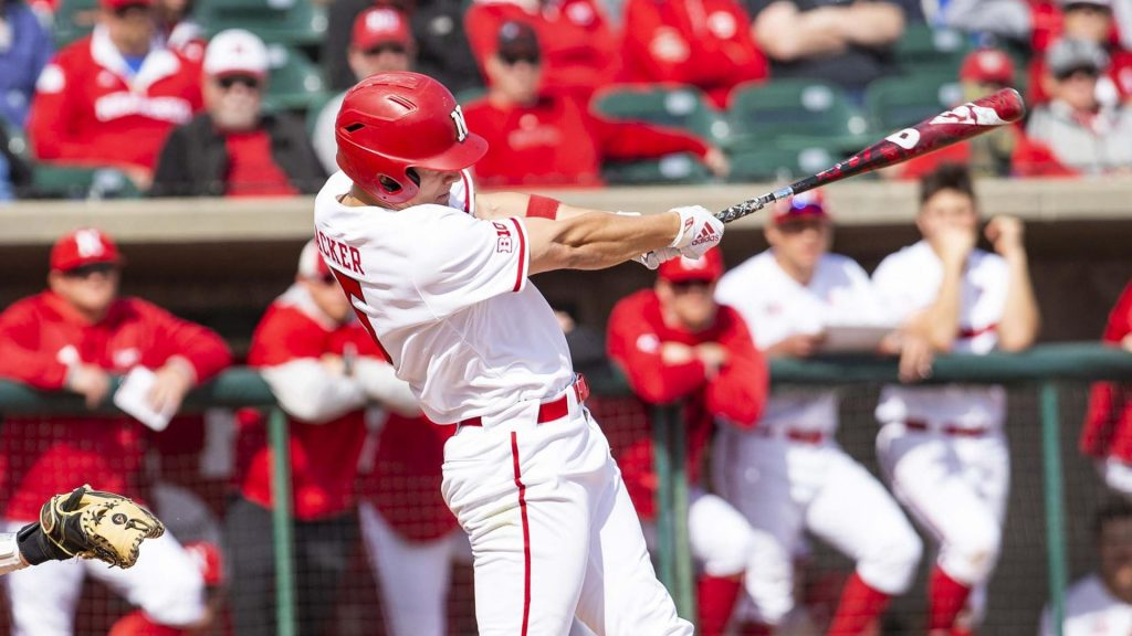 Huskers Stumble in Game 2 of Doubleheader