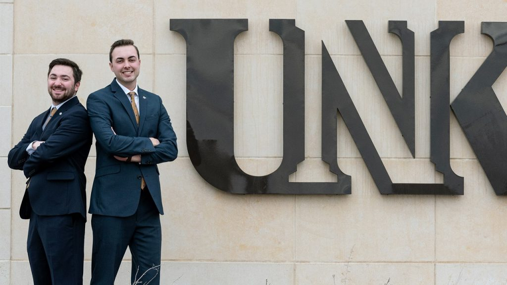Bridgeport Grad Follows Brother's Footsteps as UNK Student Body VP
