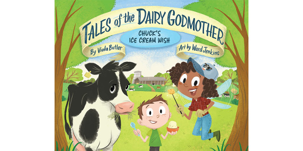 Book introduces readers to the round-the-clock work and ingenuity of dairy farming