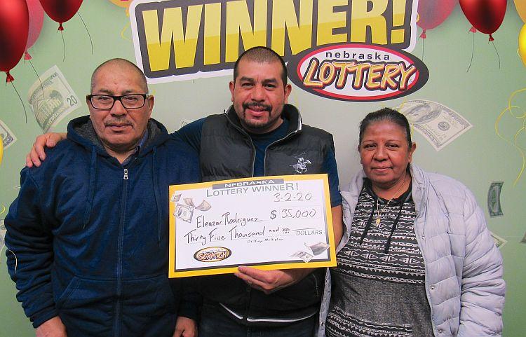 Cozad Man Wins $35,000 Playing 10X Bingo Multiplier