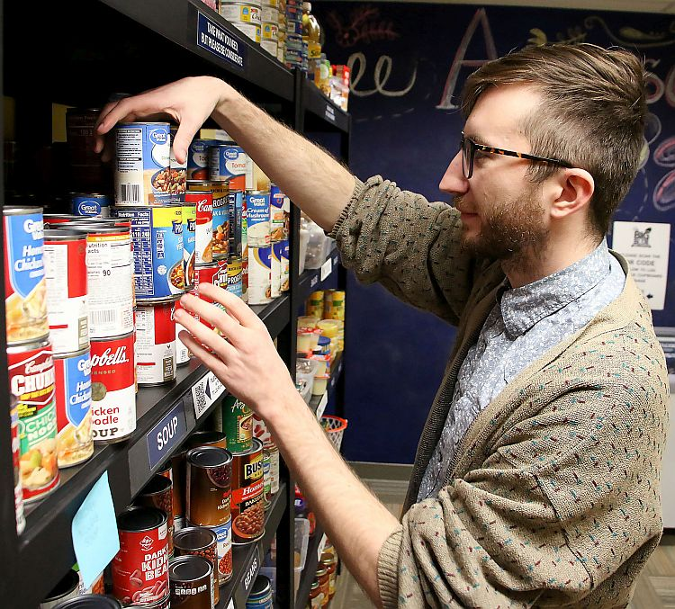 UNK food pantry supporting students, employees during crisis