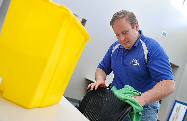 UNK enhances cleaning to protect against coronavirus
