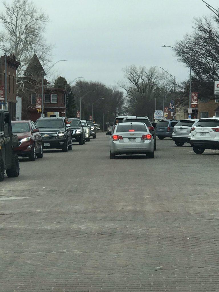 "Northeast Nebraska residents ""Cruise the Mains"" amid Coronavirus outbreak"