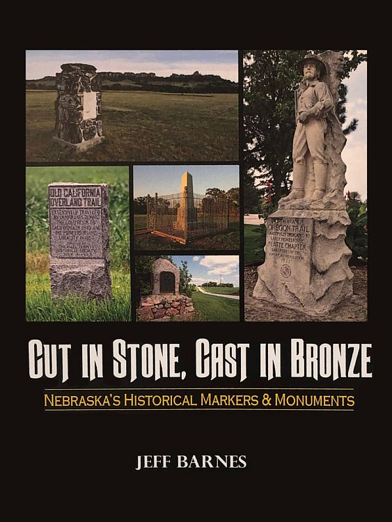 Nebraska's Earliest Historical Monuments Documented in New Book