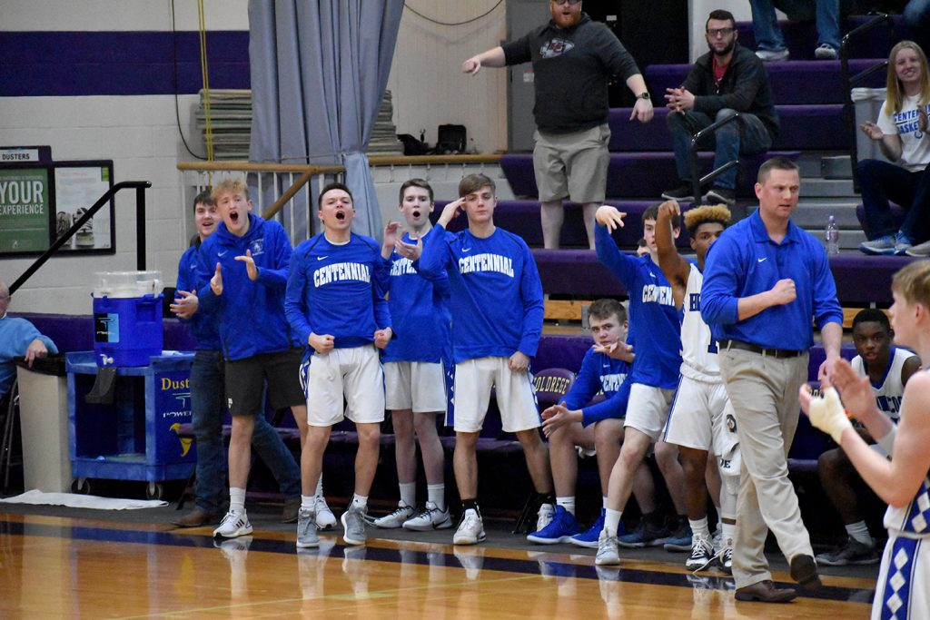 (Audio) Centennial Broncos Headed To State after Beating Dundy County Stratton